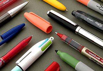 Pens, Pencils and Refills