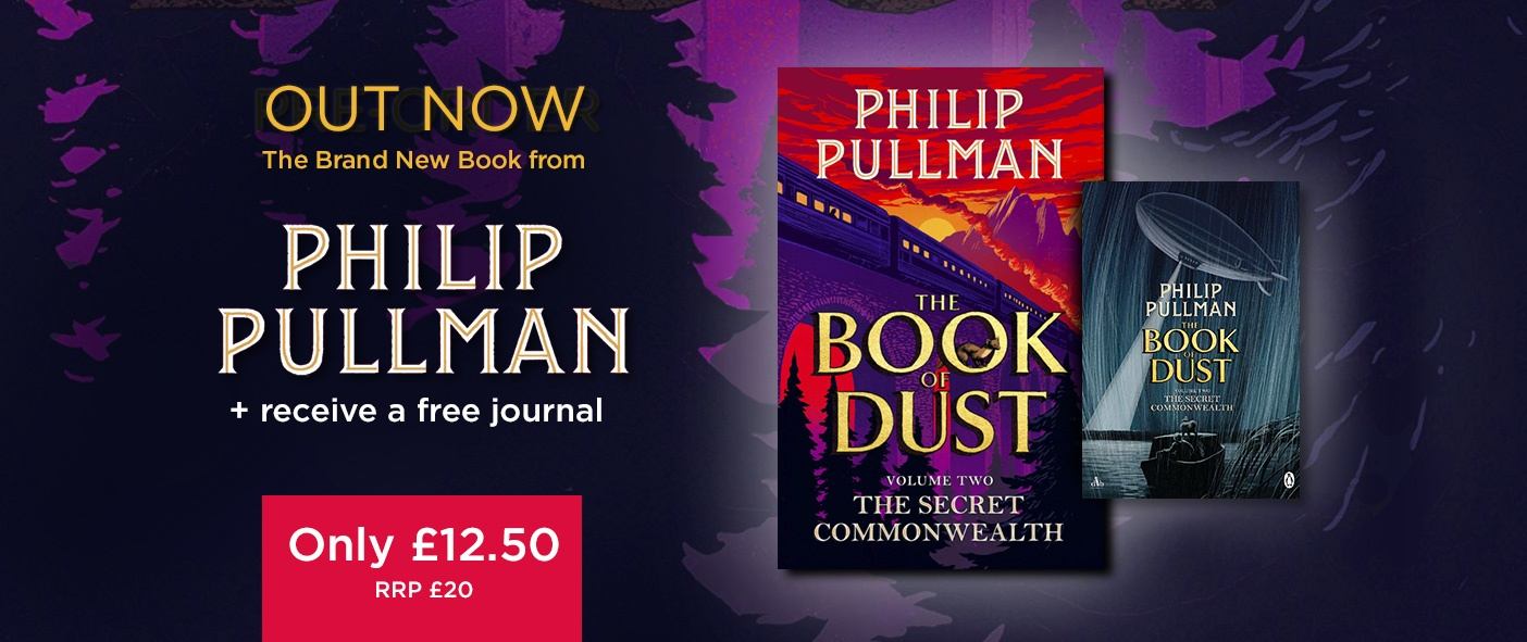 The Brand New Book From Philip Pullman