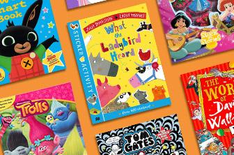 Kids Summer Activity Books