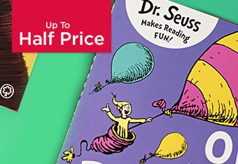 Up to Half Price Picture Books