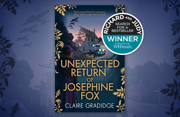 Richard and Judy Search for a Bestseller Winner: Claire Gradidge