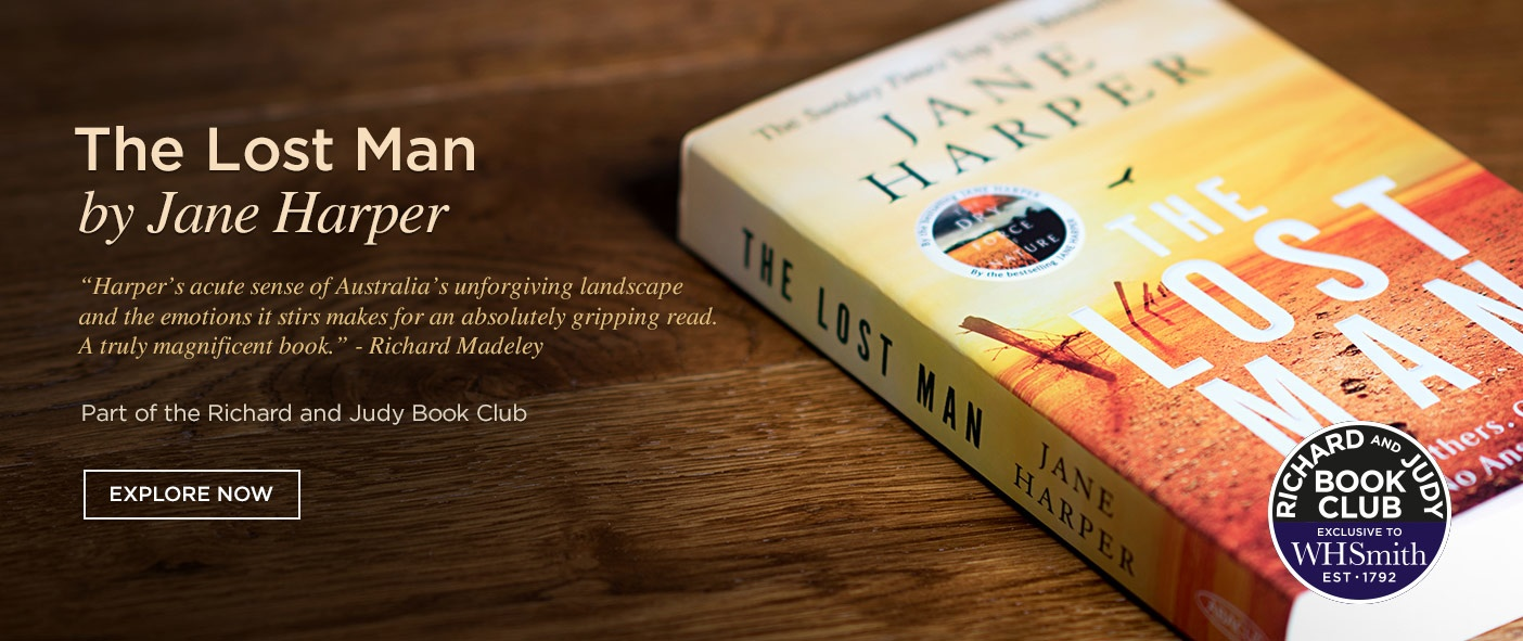 The Lost Man - Richard and Judy