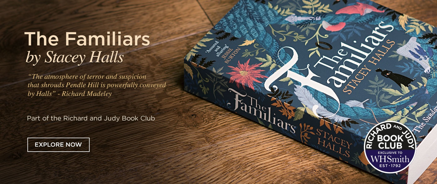 Richard and Judy Pick The Familiars by Stacey Halls