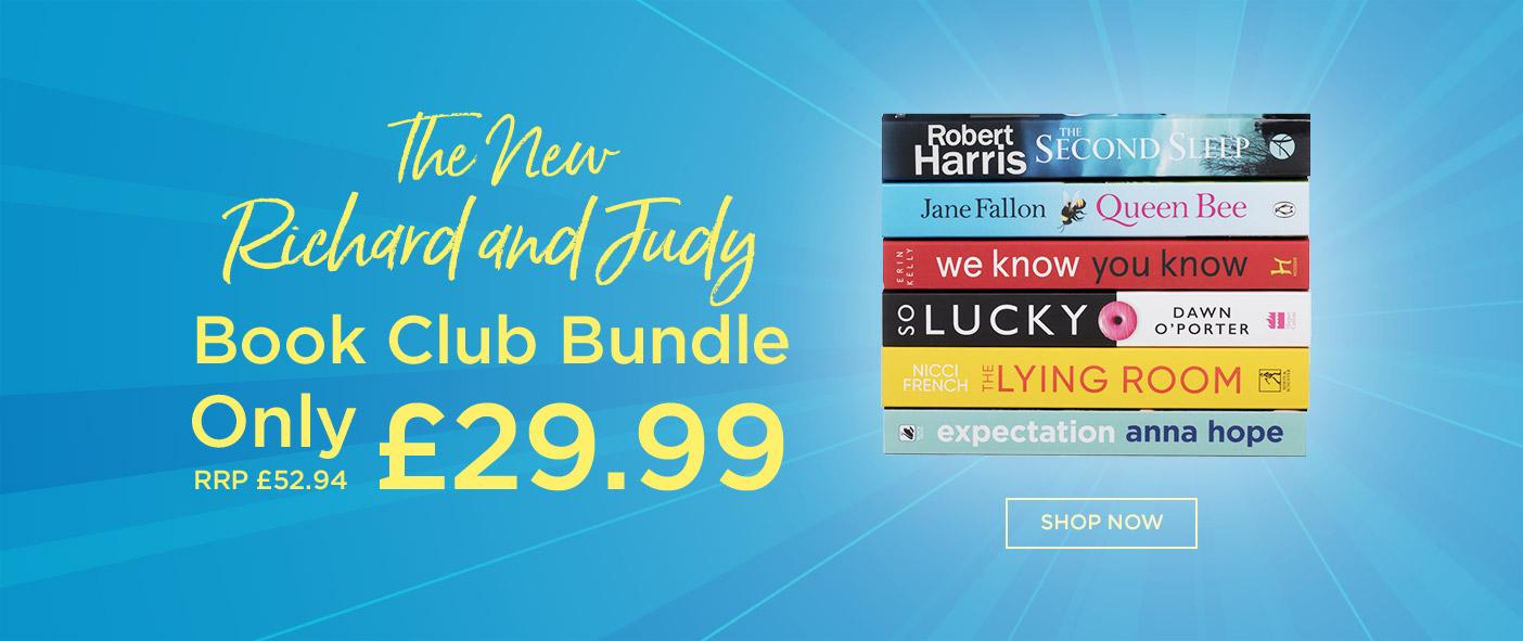 NEW Richard and Judy Book Bundle Summer 2020
