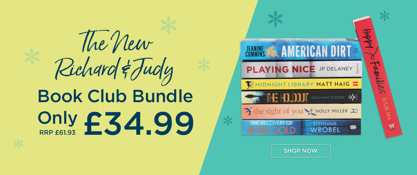 New Richard & Judy Book Club Bundle