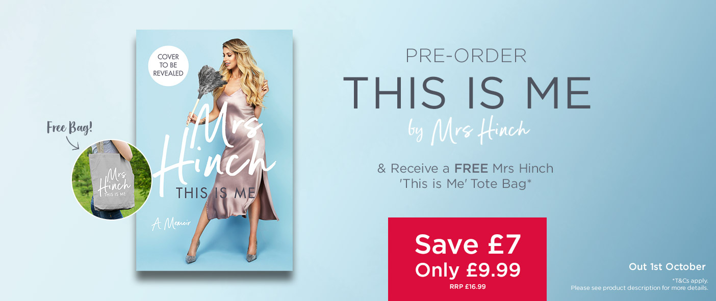 This is Me by Mrs Hinch - Pre-Order Now!