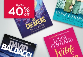 Up to 40% Off Signed and Special Edition Books