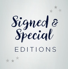 Signed and Special Edition Books