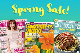 Spring Sale Magazine Subscriptions