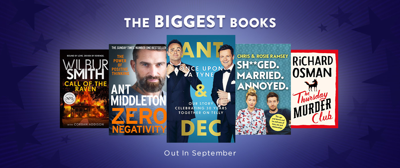 Books Out This September