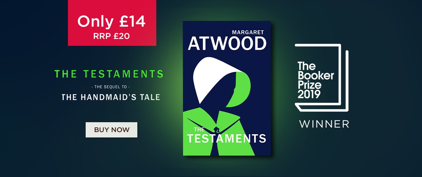 The Testaments - The Booker Prize 2019 Joint Winner