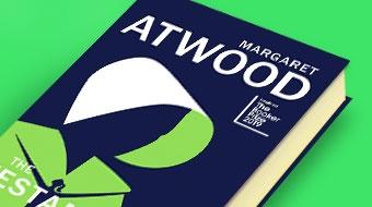 Margaret Atwood Returns
