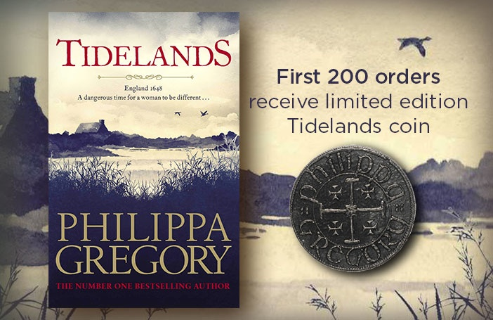 Tidelands: The First in a Brand New Series from Philippa Gregory