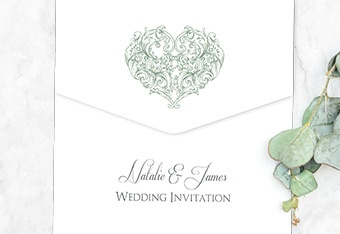 Traditional Invites