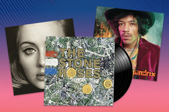 Great Value Vinyl Records