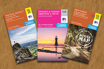 Walking & Hiking With OS Maps