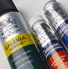 Winsor and Newton