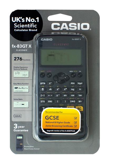 Casio FX85GTX ClassWiz Business//Student GCSE A-Level Exam Scientific Calculator