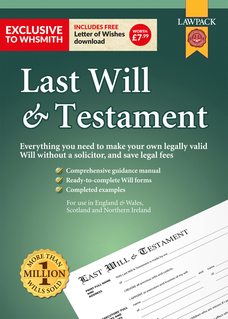 Legal Forms and Downloads | WHSmith