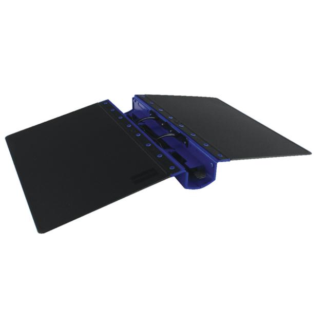 Guildhall GL Ergogrip 2 Ring Binder A4 Blue (Pack Of 2