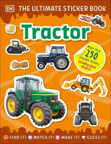 Books On Tractors And Farm Vehicles Whsmith