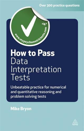 How To Pass Data Interpretation Tests Unbeatable Practice