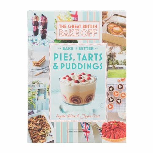 Great British Bake Off – Bake it Better: Pies, Tarts and Puddings WAS £20 NOW £5 @ WH Smith