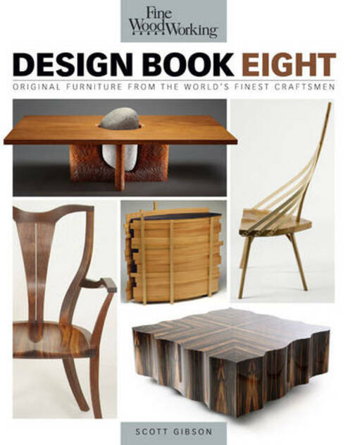 Fine Woodworking Design Book Eight Original Furniture From The World S Finest Craftsmen By Scott Gibson Whsmith