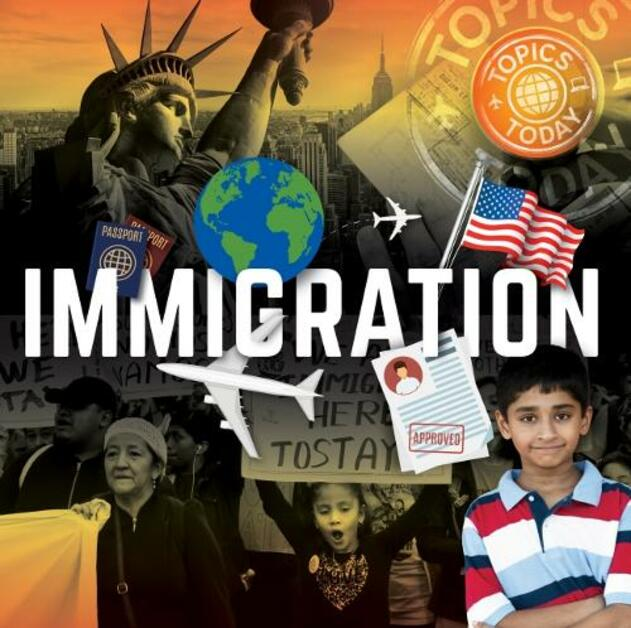 Immigration: (Topics Today) By John Wood