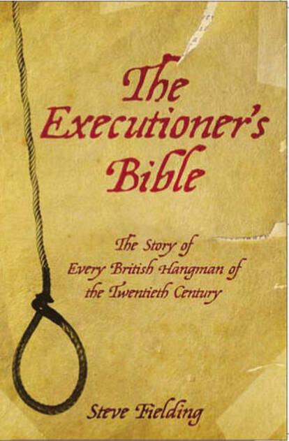Executioner S Bible By Steve Fielding Whsmith border=