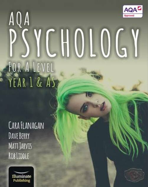 Aqa Psychology For A Level Year 1 As Student Book By Rob