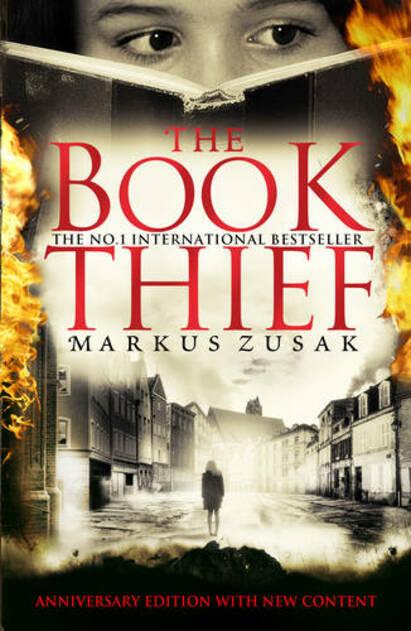The Book Thief by Markus Zusak | WHSmith