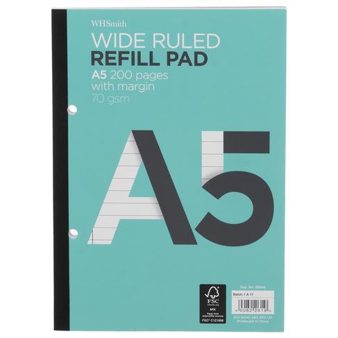 Refill Pads | WHSmith