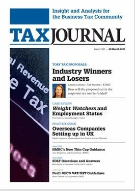 The Tax Journal