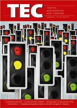 Traffic Engineering And Control
