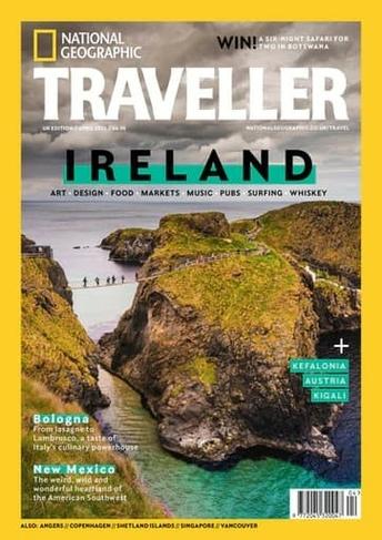 National Geographic Traveller Uk
