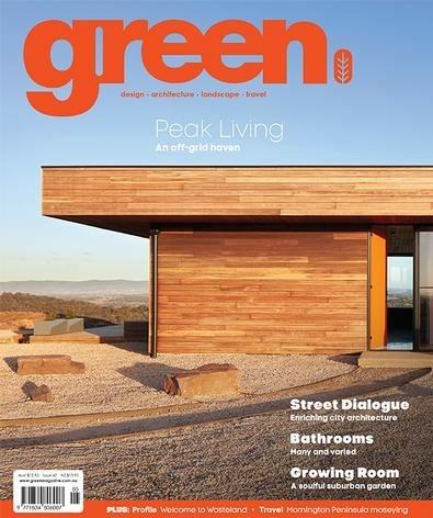 Green Au magazine
