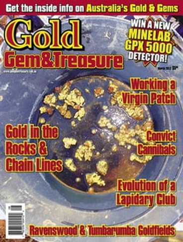 Australian Gold Gem And Treasure magazine