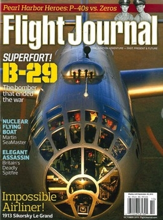 Flight Journal