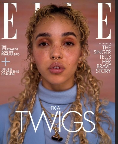 Elle Usa magazine