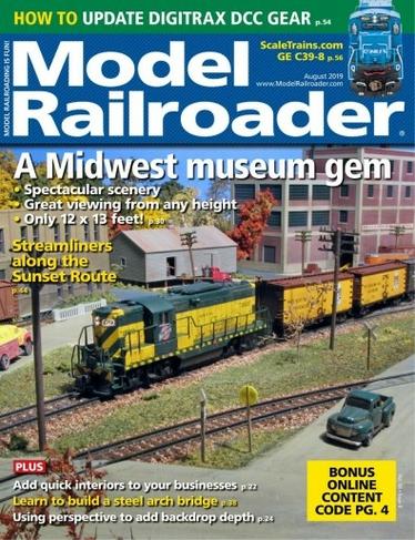 Model Railroader | WHSmith