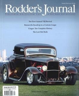 The Rodders Journal
