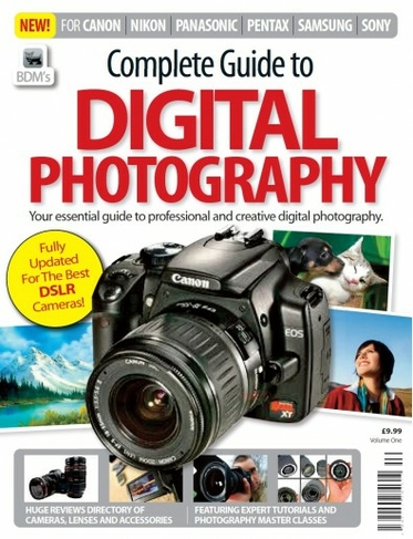 Bdm Complete Guide To Digital Photography
