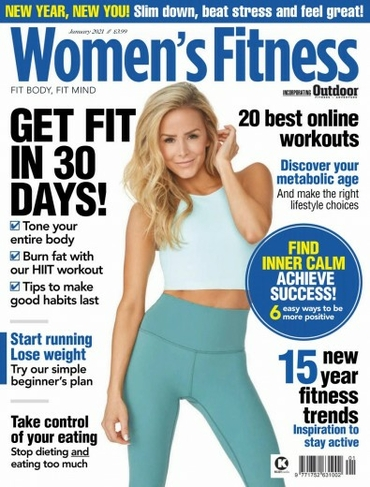 Womens Fitness magazine