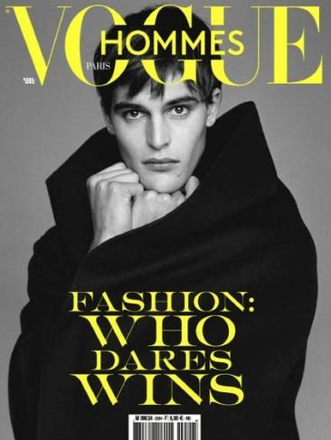 Vogue Hommes International Mode