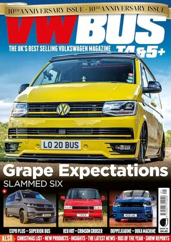 Vw Bus T4andt5