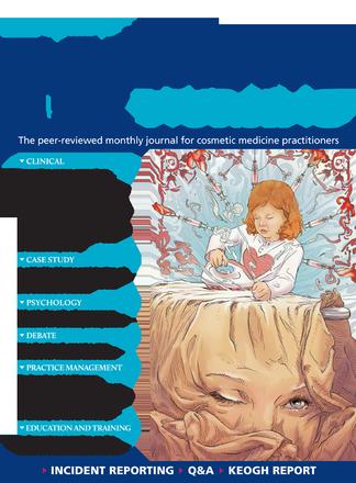 Journal Of Aesthetic Nursing