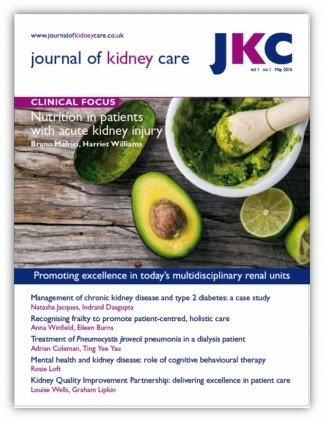 Journal Of Kidney Care