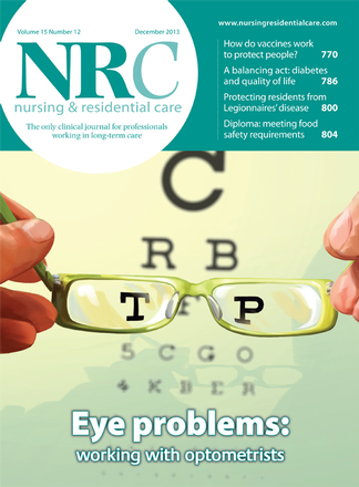 Nursing And Residential Care magazine