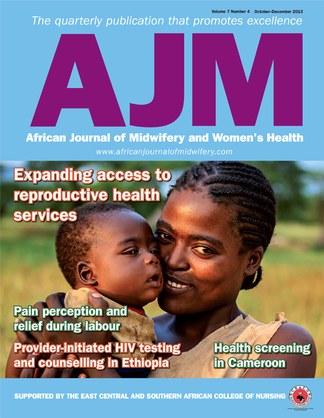 African Journal Of Midwifery And Womens Health